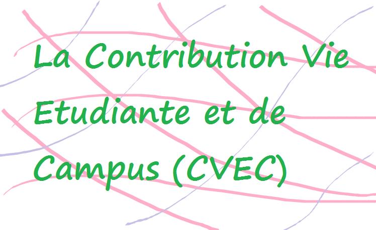 Đóng phí CVEC (La Contribution Vie Etudiante et de Campus)