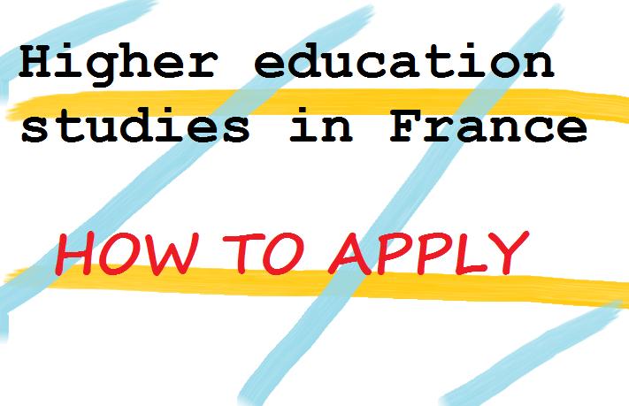 Điều kiện ứng tuyển vào bậc giáo dục đại học tại Pháp và thời gian dự tuyển