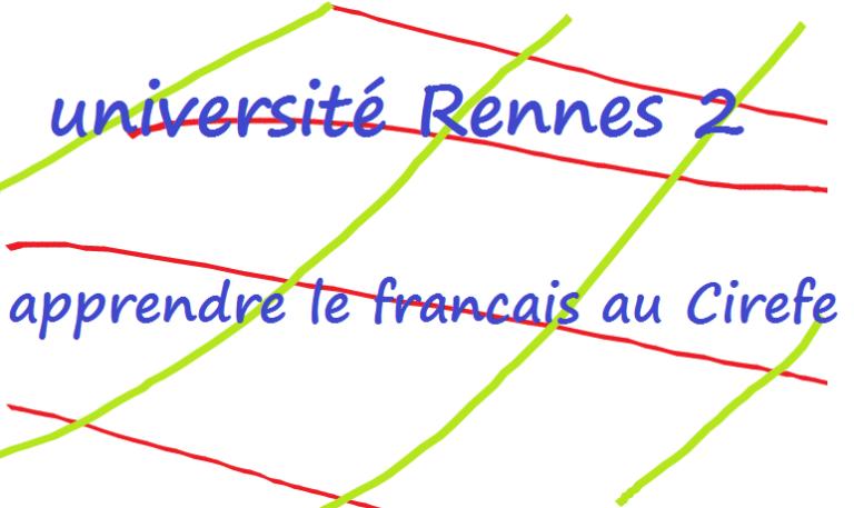 Trải nghiệm chương trình học tiếng tại đại học Rennes 2