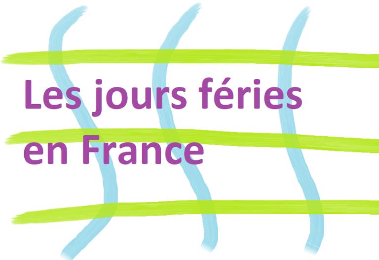 Người Pháp nghỉ lễ bao nhiêu ngày ?